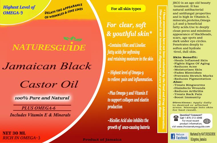 Best Food Grade Organic Castor Oil