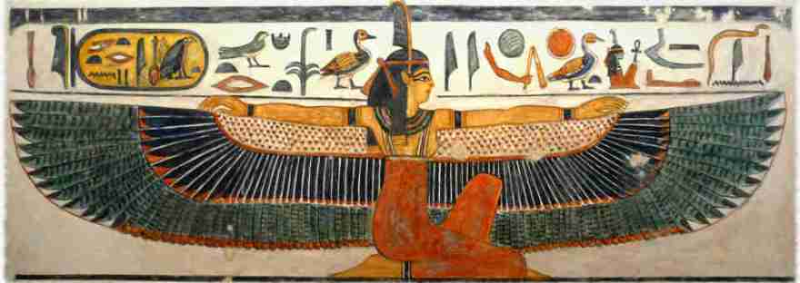 MAAT: 42 Laws Under the Kemetic Law